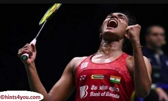 Sindhu made it to the finals by defeating Ratchanok Intanon of Thailand in the 2013 World Champion and eighth place in the world ranking.
