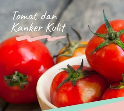 Tomat dan Kanker Kulit