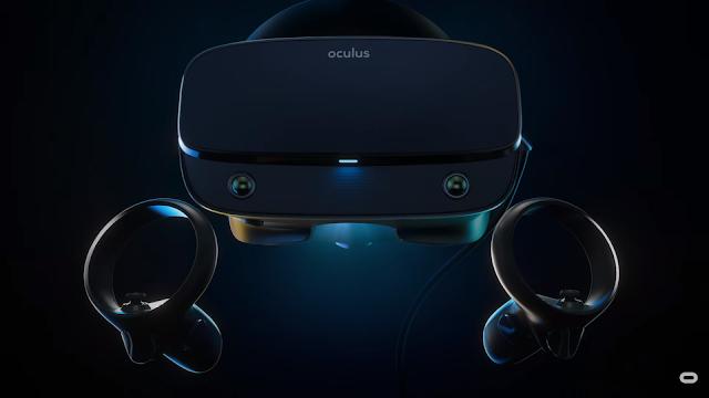 شركة Oculus تكشف عن خوذة جديد مع تحسينات ضخمة .