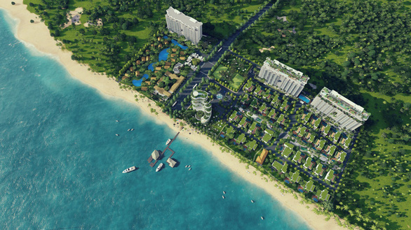 Phối cảnh dự án Aria Vũng Tàu