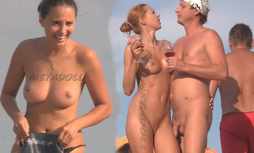 NudeBeach sb14084-14090 (Spy cam video from nude beach)