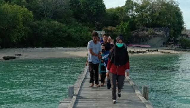 Irwan Penderita Gizi Kurang di Pulau Persatuan Akhirnya Dirujuk ke RSUD Sinjai