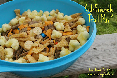 5 Back to School Snack Mix Recipes - Kid-Friendly Trail Mix