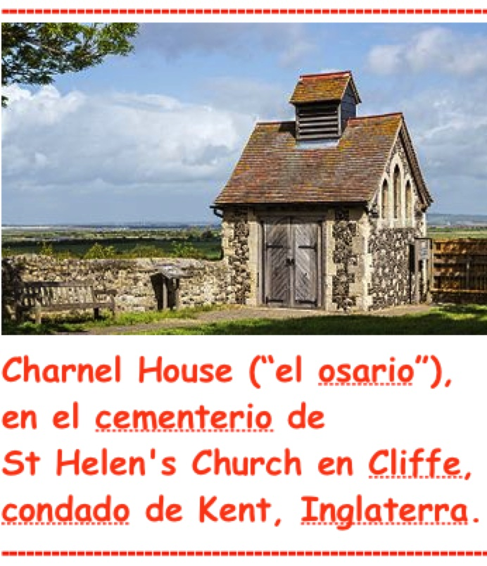 Define Charnel House