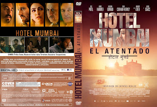 HOTEL MUNBAI 2019 [COVER DVD]CARATULA