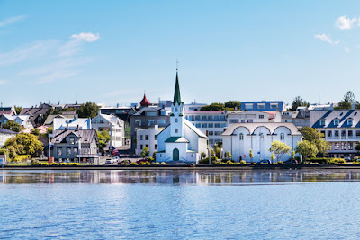 Iceland's demographics and population show Reykjavik as the largest city