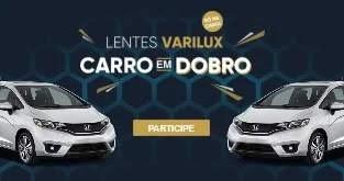 Cadastrar Promoção Carro em Dobro Óticas Carol Varilux - 2 Carros Honda Fit 0KM