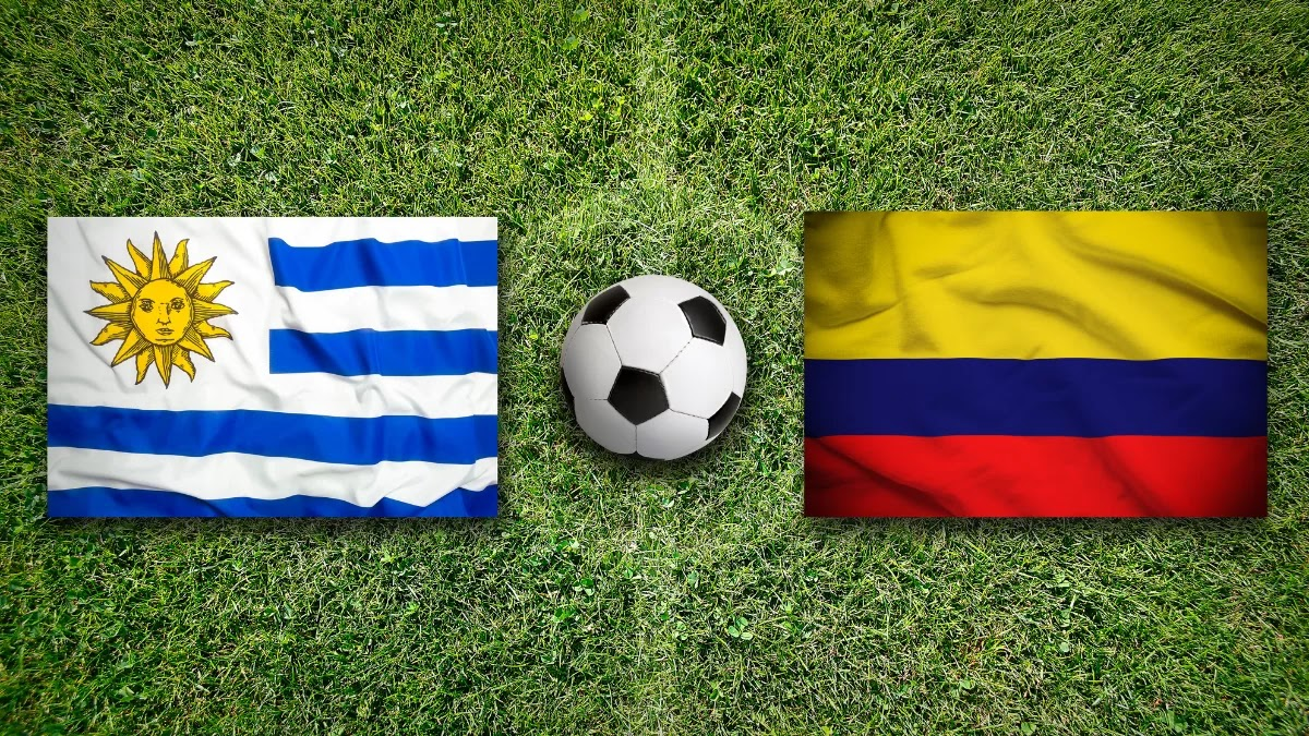 بث مباشر مباراة اوروجواي وكولمبيا