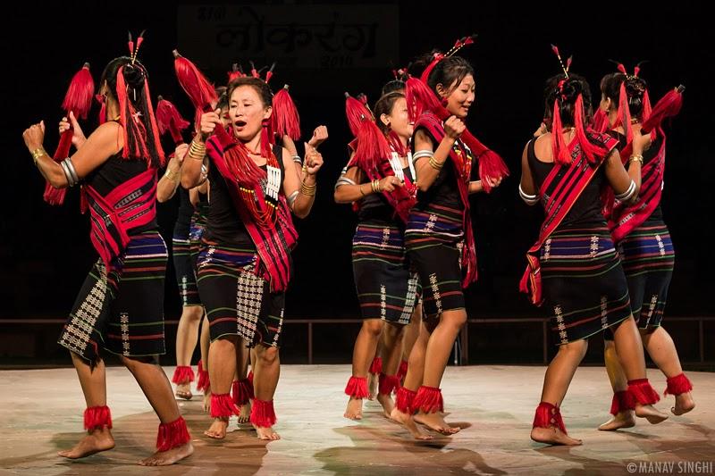 Mugyanta Folk Dance Nagaland