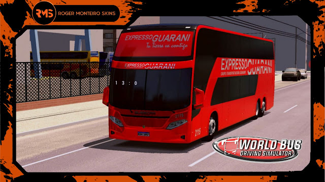 BUSSCAR VISSTA BUSS 1800 DD EXPRESSO GUARANI