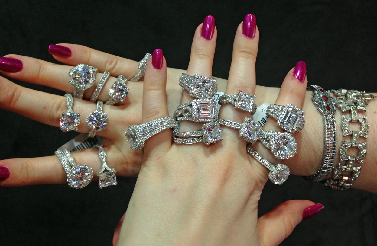 Fabulous Diamond Wedding Rings