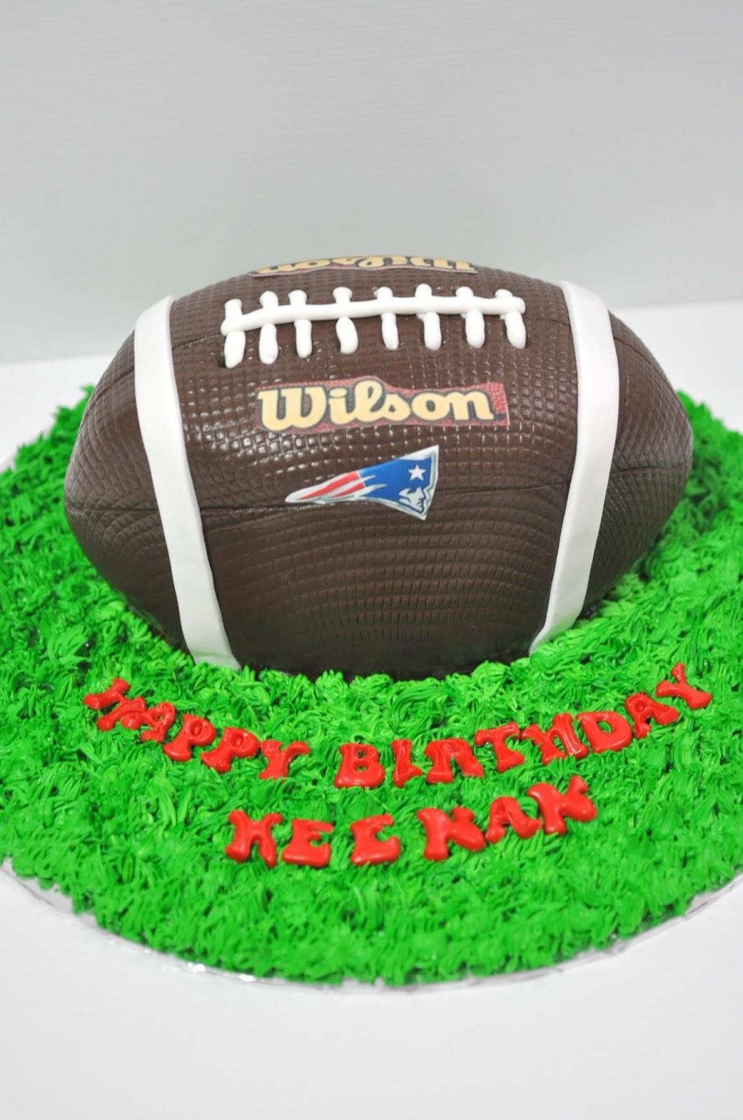 American Football Birthday Cake Ideas Digital Camera