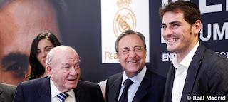 Palabras del Presidente sobre Iker Casillas