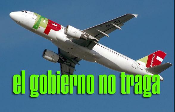 Nacionalizar la TAP, opción en firme para Portugal y el dinero de sus contribuyentes