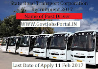 State Road Transport Corporation – 2939 Driver