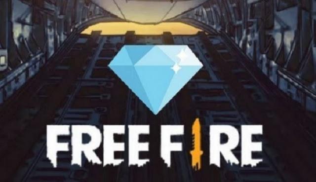 Cara mendapatkan Diamond Fre Fire Gratis