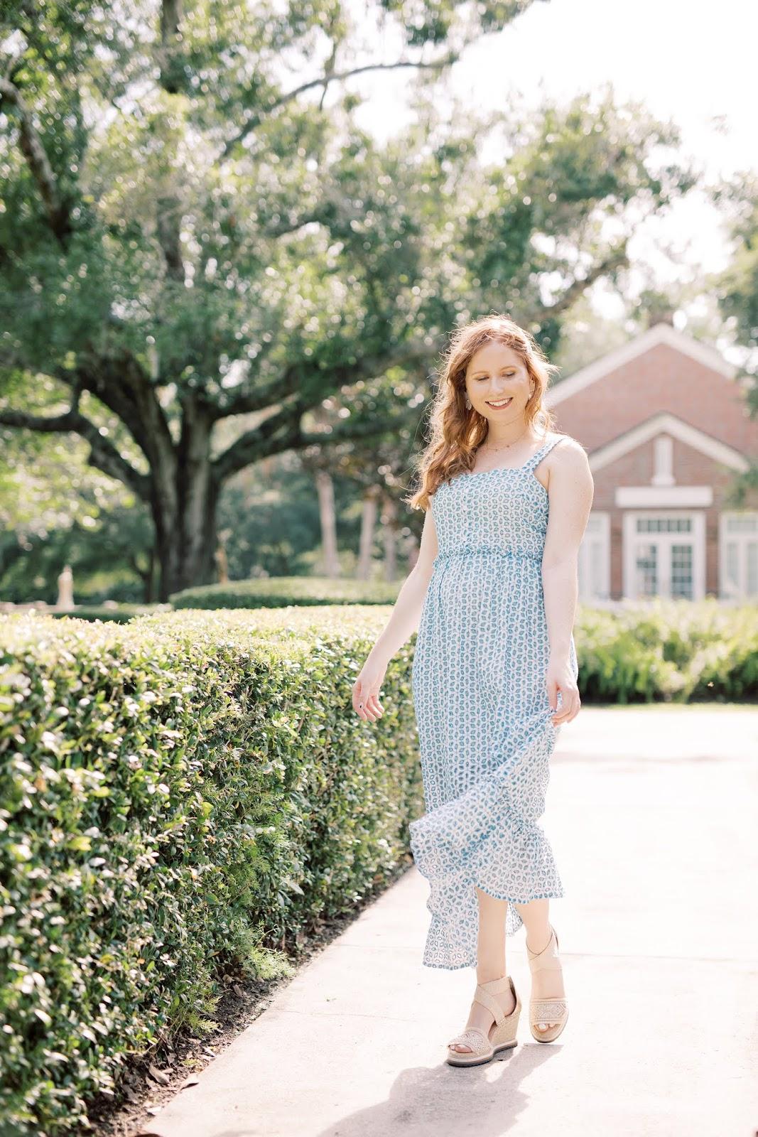 Tampa Blogger Amanda Burrows | Affordable by Amanda | Summer Eyelet Embroidery Dresses Under $50 | Darla Eyelet Dress Francesca's Semi-Annual Sale