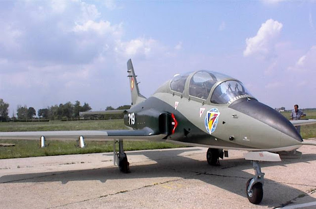 Elbit upgrade Romanian IAR99