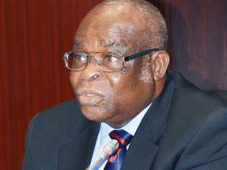 Details Of Onnoghen's Bank Accounts Unveiled