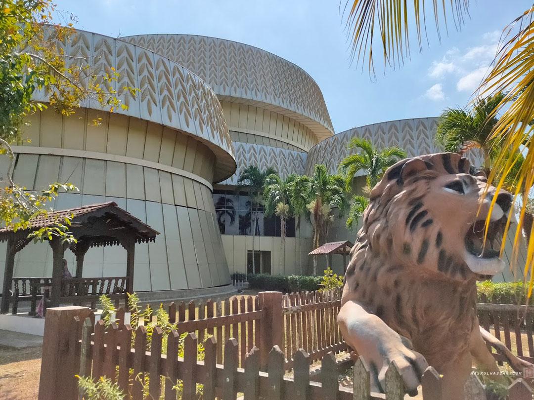 Keunikan Muzium Padi Kedah