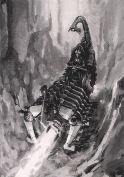 Scarecrow's Deadliest Battles: Necrons