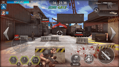Point Blank Mobile v1.2.1 APK Terbaru