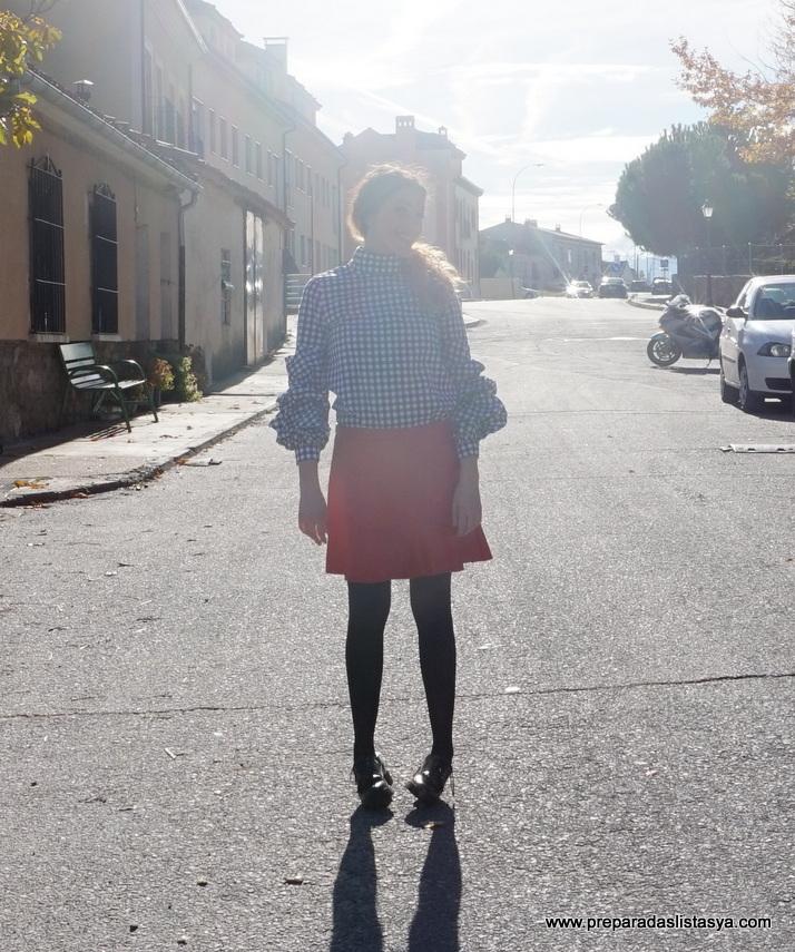 Contraluz outfit