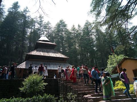 हिडिम्बा देवी मंदिर