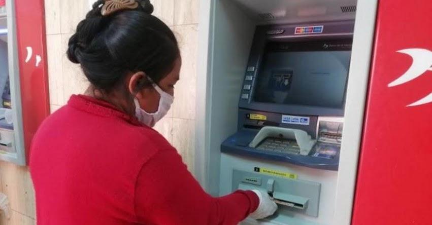BANCO DE LA NACIÓN: Cuentas DNI permitirán transferencias y retiros de dinero sin tarjeta (LEY Nº 31120)