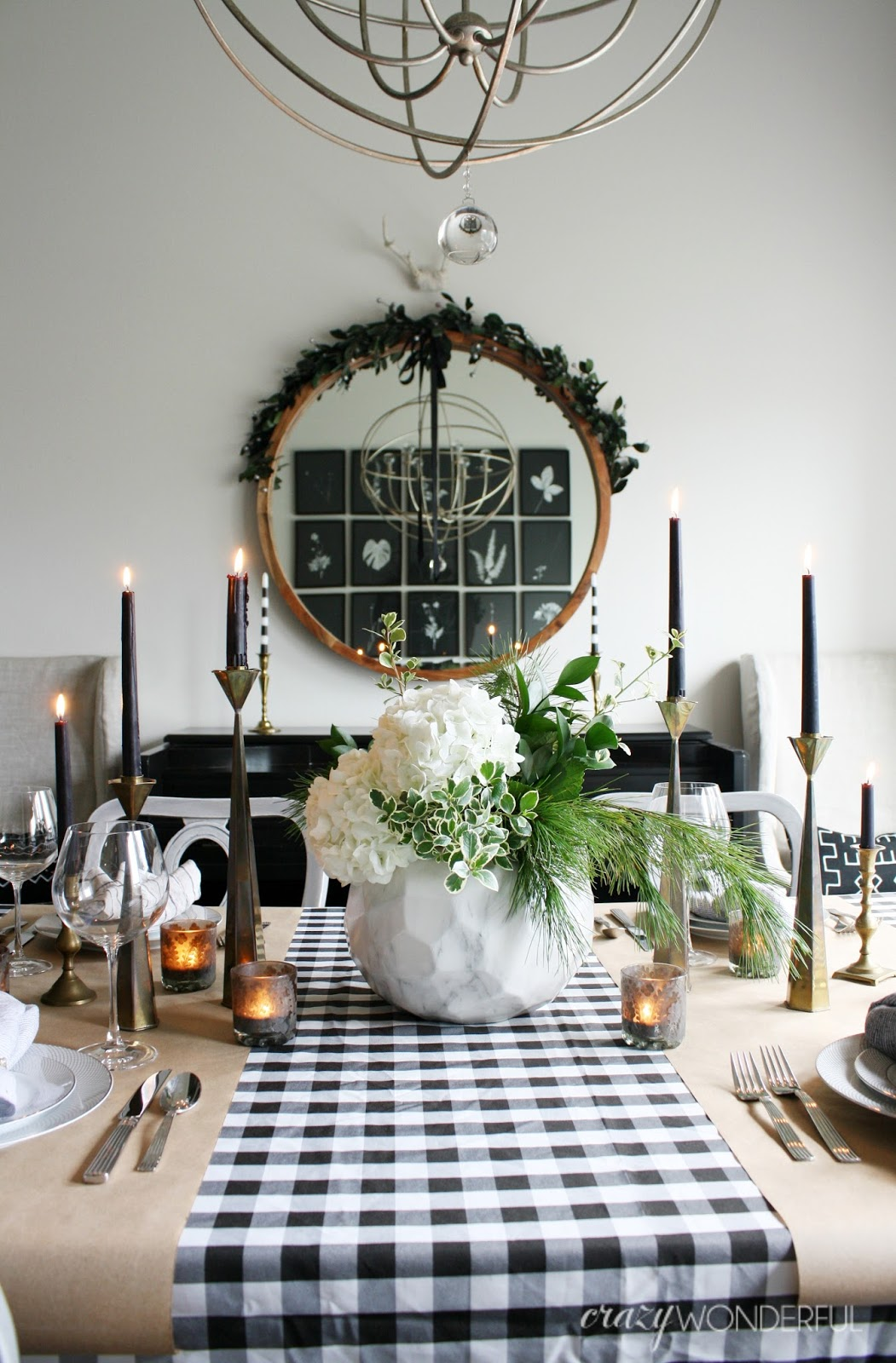 Christmas home tour part crazy wonderful