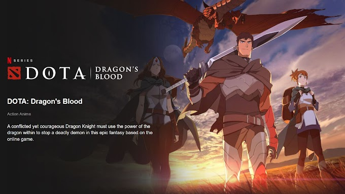 Download Dota: Dragon's Blood (2021) English Subbed || 720p [150MB] || 1080p [250MB]