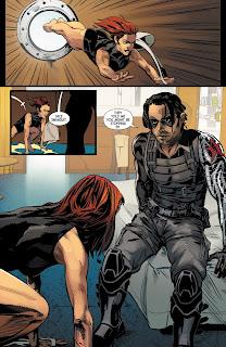 Reseña de 100% Marvel HC. La Red de la Viuda Negra - Panini Comics.