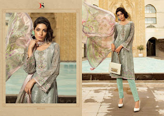 Deepsy Maria b 2 lawn 19 Pakistani Suits wholesaler Eid and ramzan collection