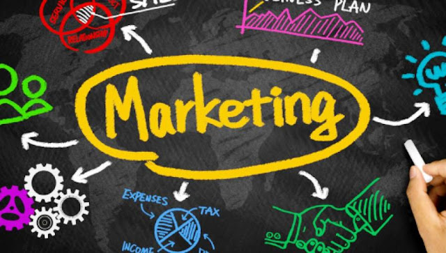 Tabel Perbedaan Pemasaran dan Penjualan