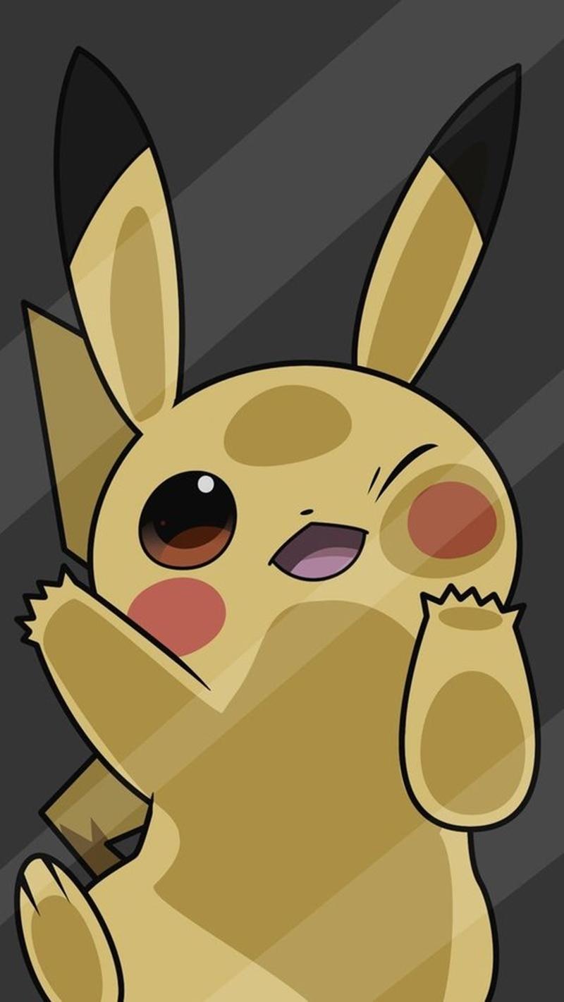 pikachu wallpaper fofo celular