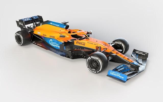 Formula 1: presentata la nuova McLaren MCL35M per la stagione 2021 [VIDEO]