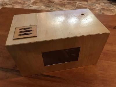 Scanner Cabinet