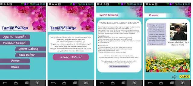 Aplikasi Jemput Jodoh
