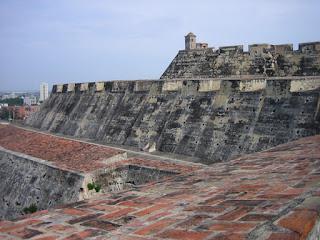 Foto Wikimedia - Matéria Castelo de São Felipe de Barajas - BLOG LUGARES DE MEMÓRIA 1