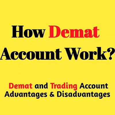 How Demat Account Work