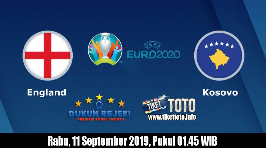 Prediksi Euro Qualification Inggris VS Kosovo 11 September 2019
