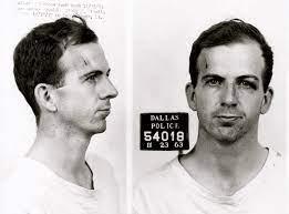 Lee Harvey Oswald preso