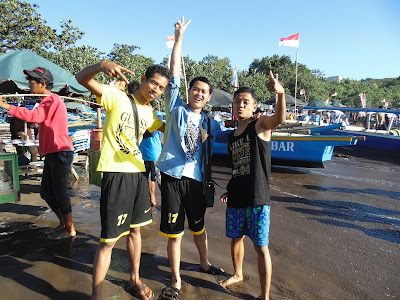 Ypmi Goes to PANGANDARAN Beach & Green Canyon