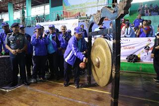 Wali Kota Cirebon Buka O2SN, KONI Berharap Muncul Bibit Atlet Berprestasi