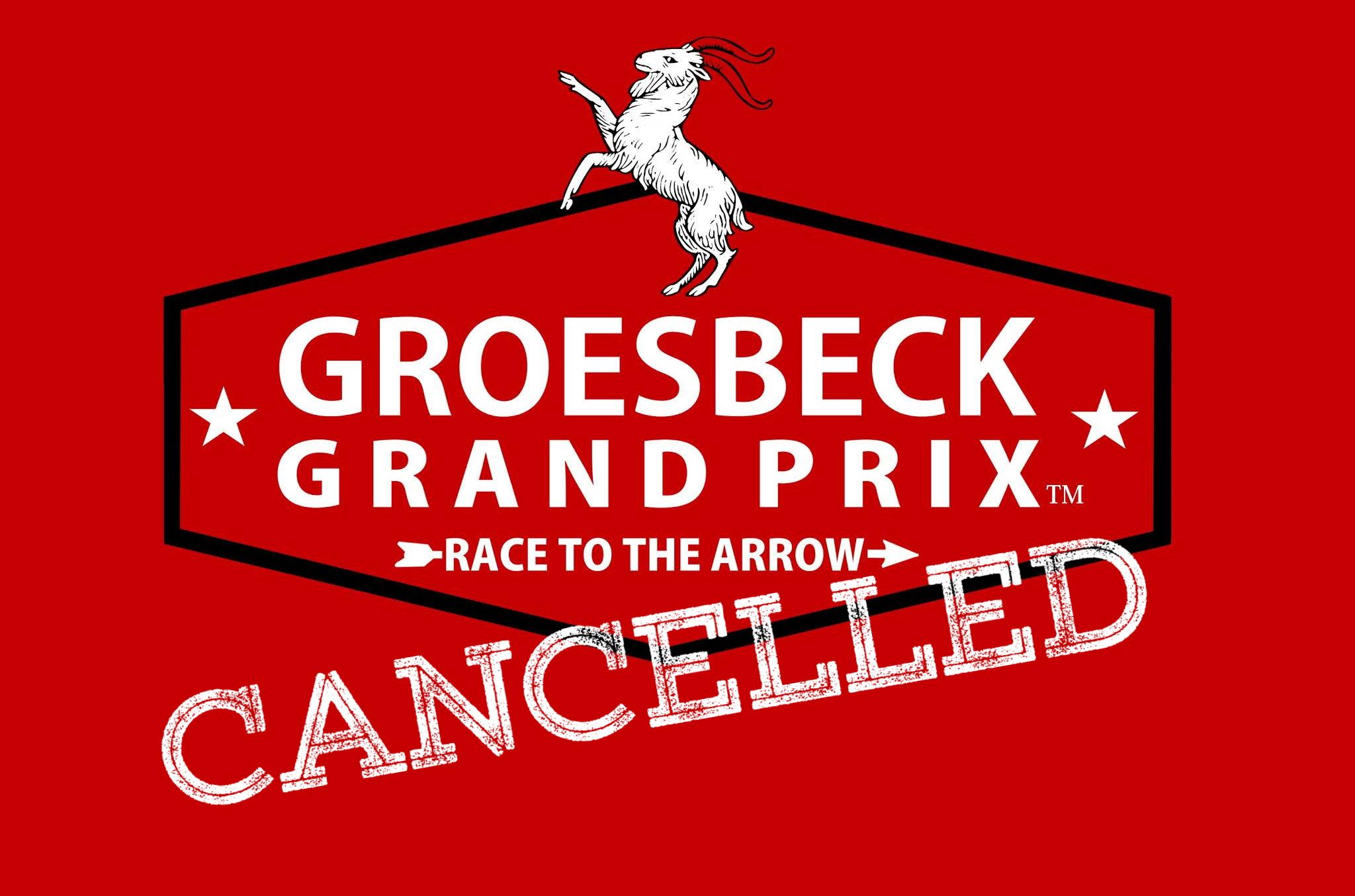2021 Groesbeck Grand Prix Cancelled