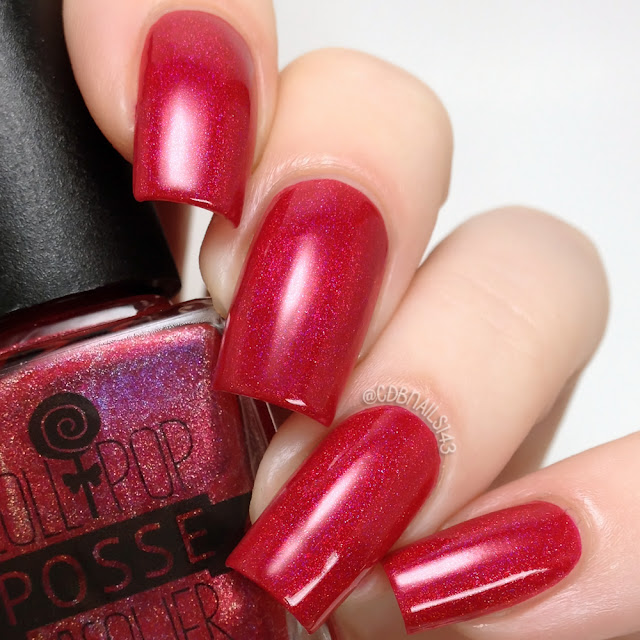 Lollipop Posse Lacquer-I Want My Scars to Show
