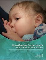 Image: free BFI Ontariobreastfeeding handouts