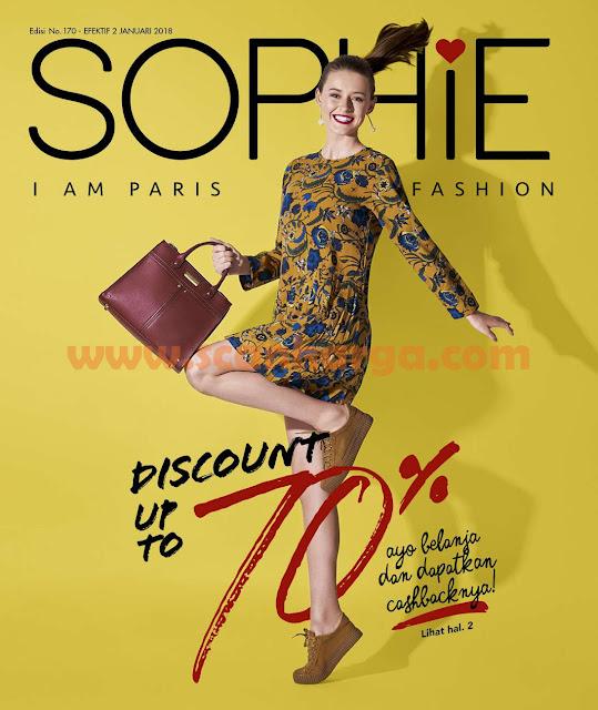 Katalog SHOPIE MARTIN PARIS Januari 2018 FULL (KATALOG 170) - Promo Sophie  Paris untuk Indonesia kembali menghadirkan berbagai produk pilihan untuk  anda. f0fd9343a3