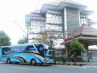 Sewa Bus Pariwisata Jogja Tujuan Solo