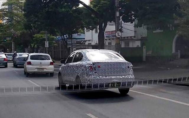 Fiat Cronos - Argo Sedã